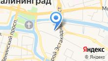 диспетчерская теплосетей московского района на карте