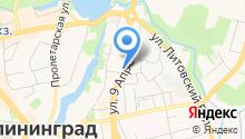 9 Авеню на карте