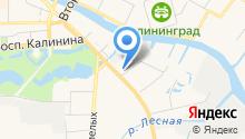 Пожарно-спасательная часть №3 Московского района на карте