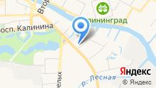 Пожарная часть №3 Московского района на карте