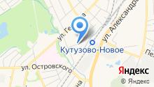 М-Авто Плюс на карте
