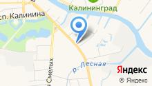 94-й Автомобильный ремонтный завод на карте