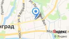 KDpizza.ru на карте