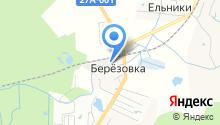Дорожно-эксплуатационное предприятие №1 на карте