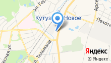 Koenig Hostel на карте