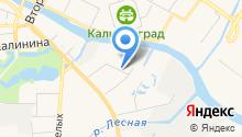 Авторазборка на Запорожской на карте
