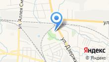 Сервис кузовного ремонта на карте