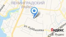 Keypoint на карте
