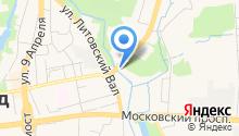 Расчетно-Кассовый Центр Жилищно-Коммунального Хозяйства на карте