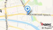 Access на карте