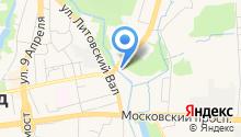 Apart39.ru на карте