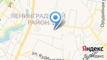 Сервис Подвески Плюс на карте