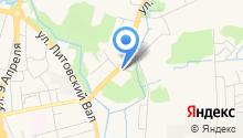 Citroen центр на карте
