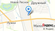 D & K на карте