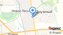 Европарт Калининград на карте