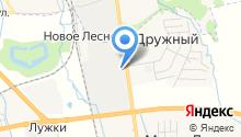 БалтСельхозСервис на карте