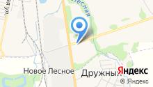 АЗС СургутНефтеГаз на карте