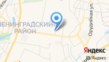SKF на карте