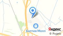 Bort на карте