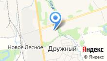 Нике-Балт Импорт на карте