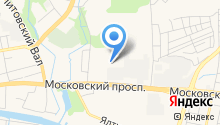АвтоЗапМаркет на карте