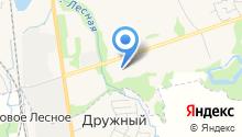 Маго Русь на карте