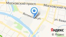 СТОавто на карте