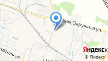 ЗАП СТРОЙ КОМП на карте