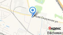 Буранко на карте