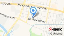 Mos-Management на карте