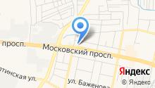 Рус-Моторс на карте
