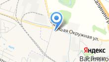 Транспортная фирма на карте