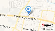 SKODA центр на карте