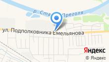 Maxrent на карте