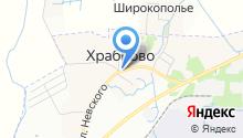 Детская школа искусств им. Д.Б. Кабалевского на карте