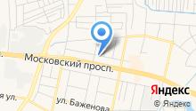 FORTA на карте