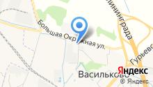 БалтЕвроТехник на карте