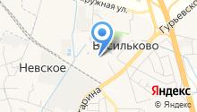 Балтийская ритуальная компания на карте