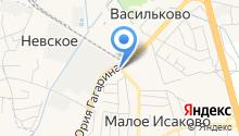 Шаурмoff на карте