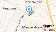 Экспресс-бюро на карте
