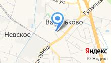 Балтроснаб на карте