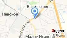 Дус Калининград на карте