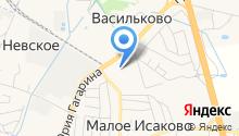 Калининградская неотложка на карте