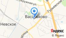 Витюшка на карте