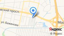 Селена-Калининград на карте
