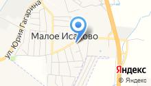 ЖКХ Коммунальник, МУП на карте