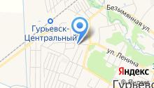 Мастерская по ремонту обуви на ул. Ленина на карте