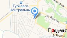 Управляющая компания Гурьевского городского округа на карте