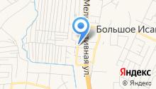 Служба ветеринарии и государственной ветеринарной инспекции Калининградской области на карте