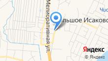 Дом культуры Большеисаковский на карте